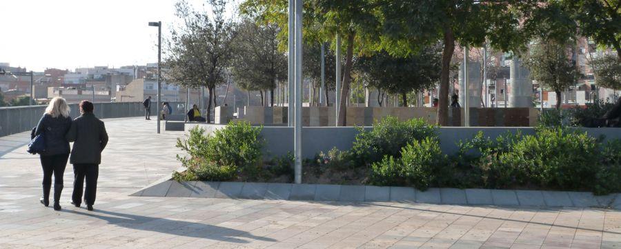 Remodelació de la Plaça Mediterrània