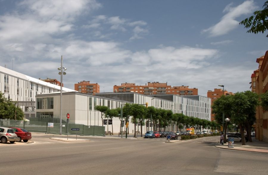 Campus Cataluña, Universidad Rovira i Virgili