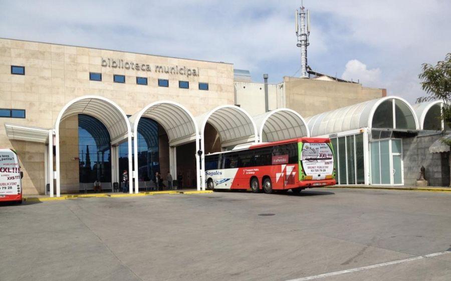 Estacions d'autobusos